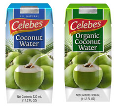 Coconut Water - Celebes Oil Mill Incorporated
